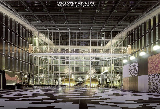 Kameha Grand Bonn_5_Les plus beaux HOTELS DESIGN du monde
