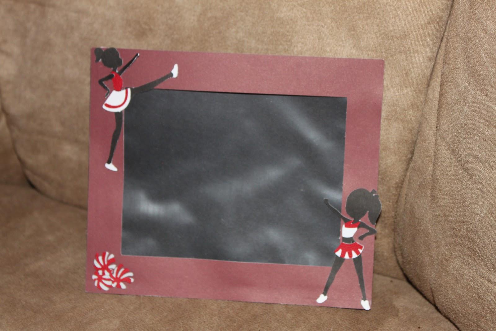 Life is Short, Keep it Simple: Cheerleader Frames