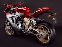 2012 MV Agusta F3 Oro Motorcycle Photos 3