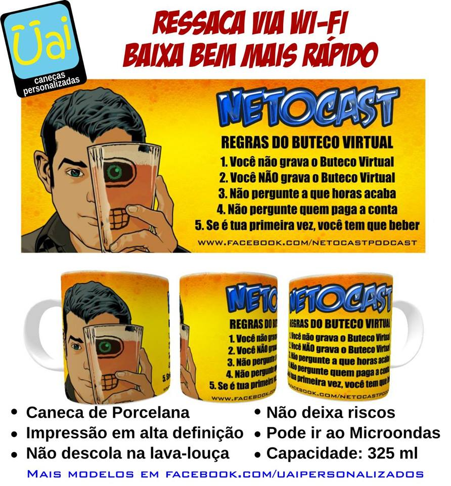 CANECA DO BUTECO VIRTUAL