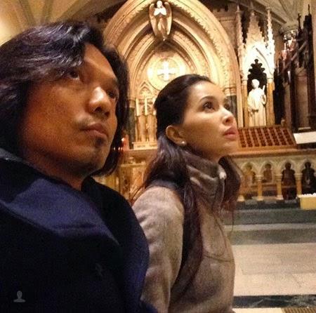Daphne Iking Tak Kisah Travel Budget Ke AS Dengan Suami