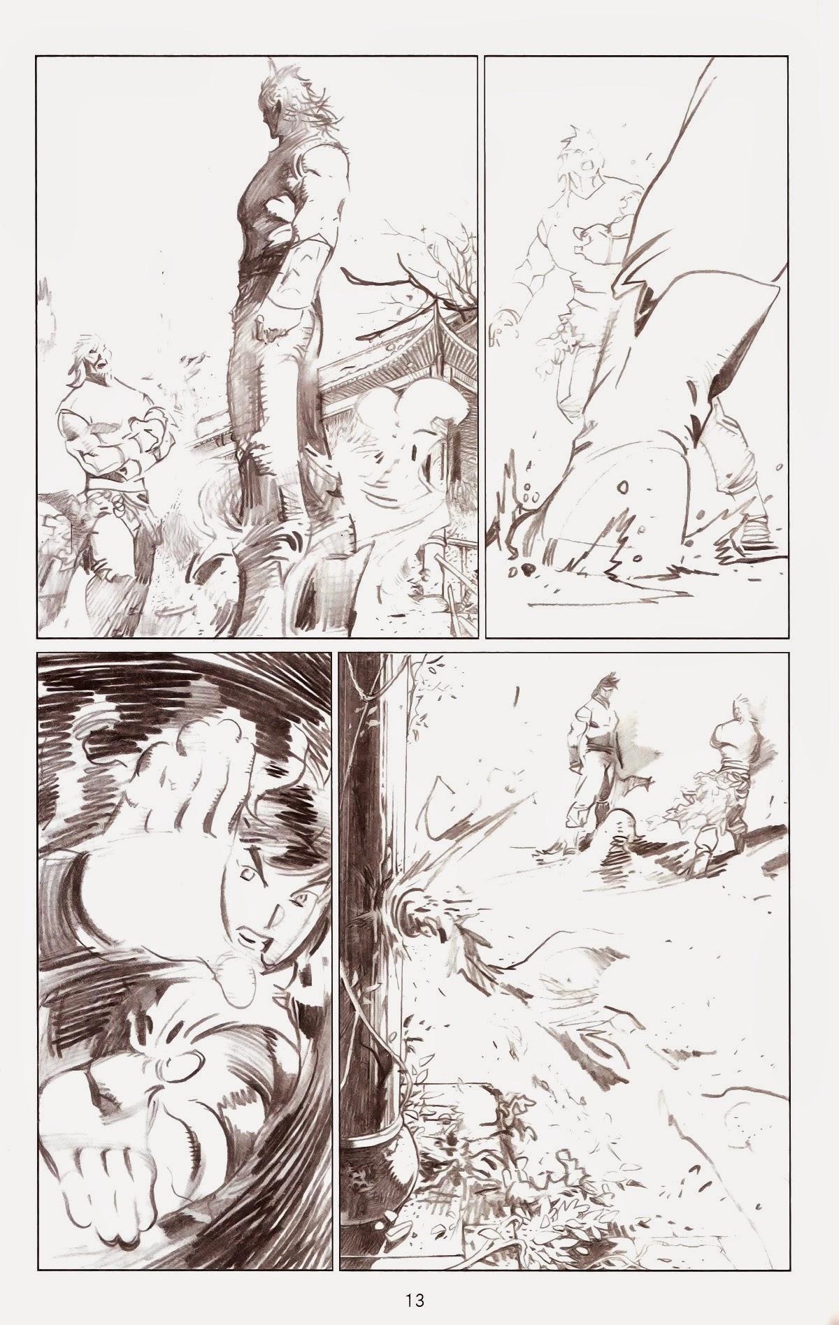 Phong Vân chap 675 - Trang 11