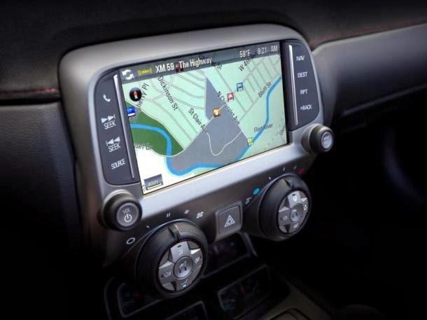 Tecnología del Camaro ZL1