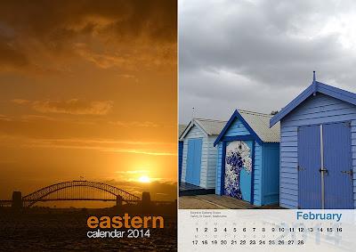 eastern 2014 calendar