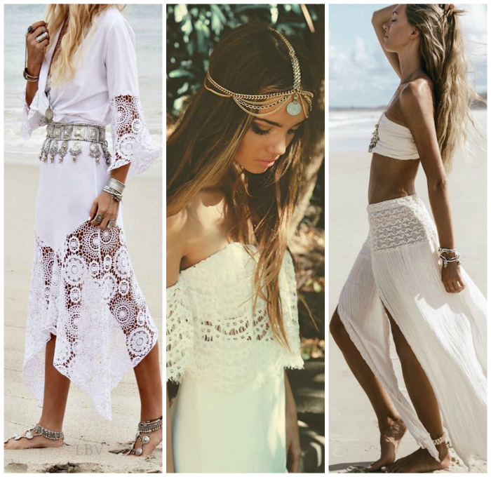 A photo of the boho trend