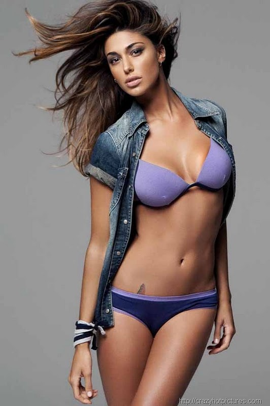 Argentinian Model and Actress Belen Rodriguez