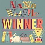 I won NaNoWriMo 2015!