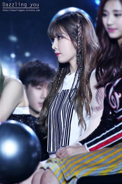 ✰PHOTO✰ 4 Minute na 2015 SBS Gayo Daejun