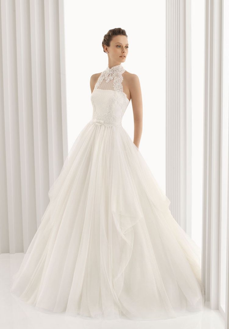 Elegant Wedding Dresses Images : Whiteazalea elegant dresses designer lace wedding gowns