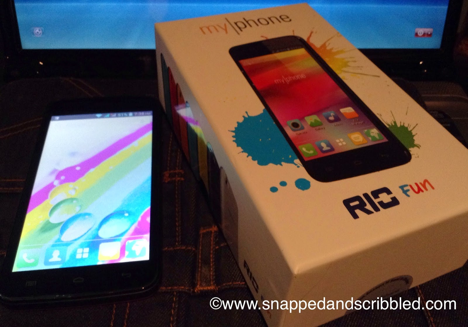 Affordable SmartPhone: MyPhone Rio Fun