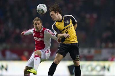 Ajax Amsterdam 2 - 2 NAC Breda (1)