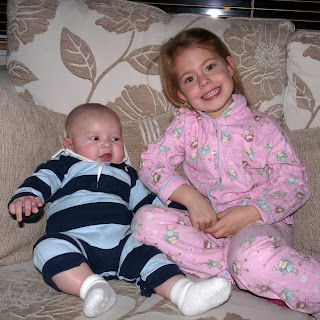 Freddie and Abby