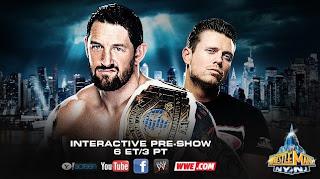 no te pierdas ni un solo momento del combate entre The Miz vs Wadde Barrett en wrestlemaia
