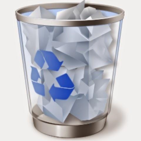 damster recycle bin