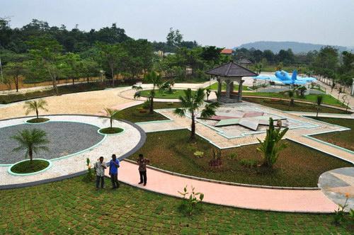 Landscape Bonnbin Semarang