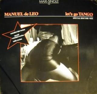 MANUEL DE LEO - Let\'s Go Tango (1984)