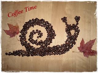 Kaffee-Schnecke