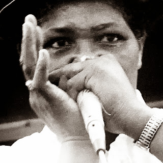 Big Mama Thornton (Armónica)