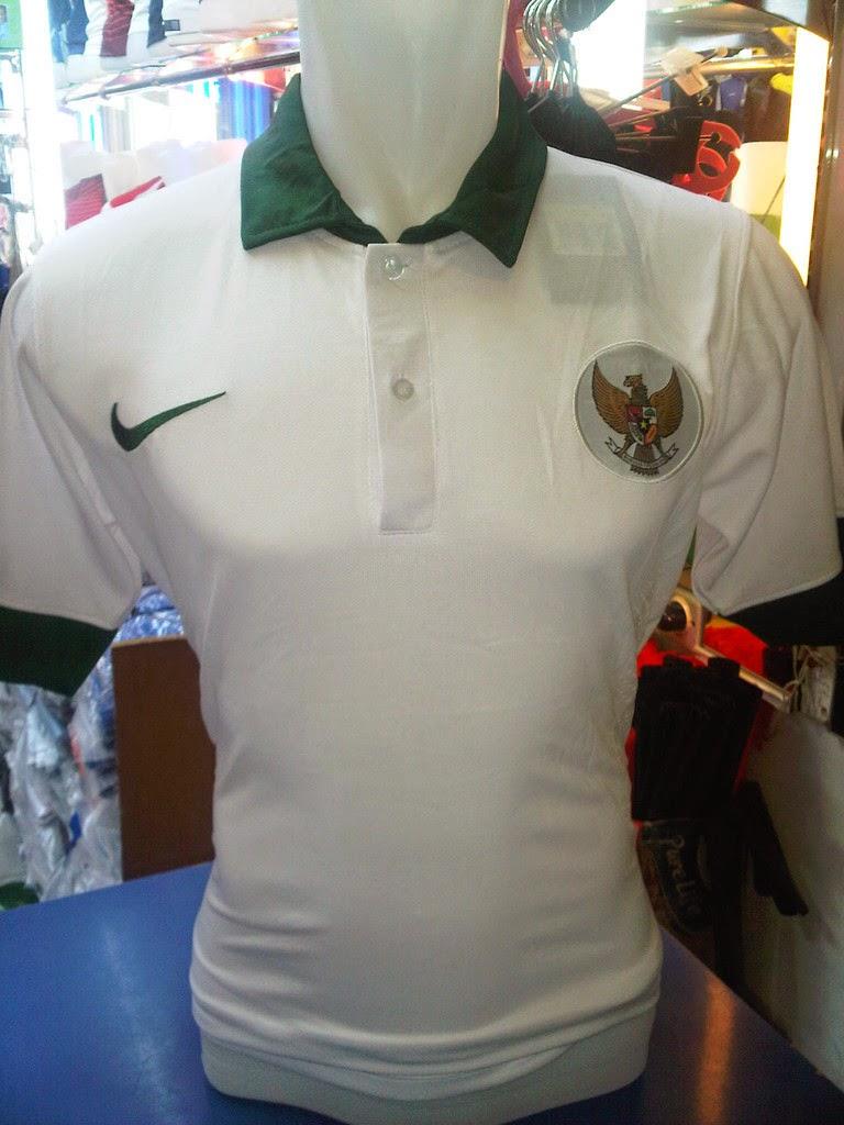 New Jersey Kits Timna Indonesia Evan Dhimas U-19 Pada Gelaran Piala AFF Suzuki Cup 2015