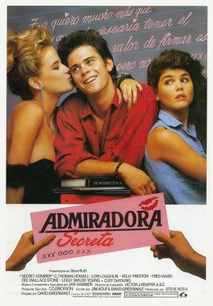 ADMIRADORA SECRETA (1985) Ver Online - Español latino