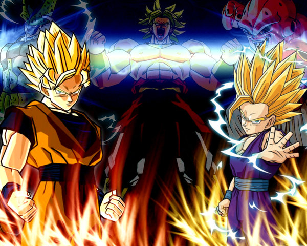 wallpapers hd desktop wallpapers free online dragon ball z