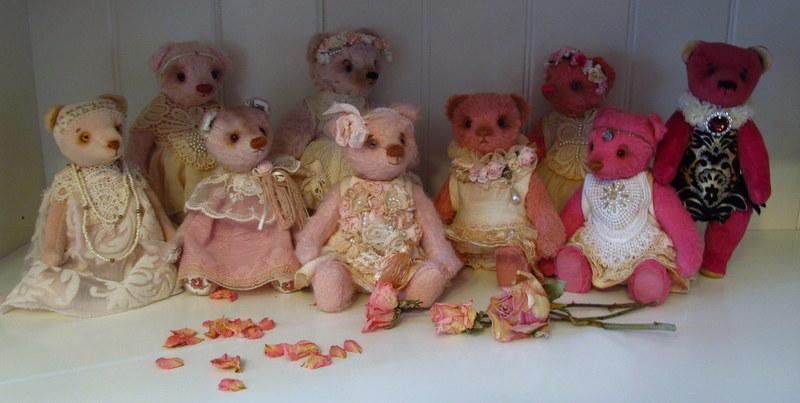 """Коллекция """"Розовый сад"""""""