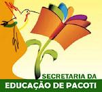 LOGO DA SECRETARIA DA EDUCAÇÃO