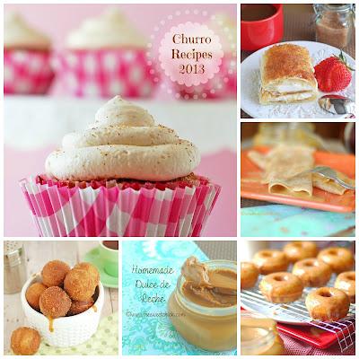 #churro #recipes #cinnamon #dulcedeleche #cupcakes #donuts #puff pastry #crepes