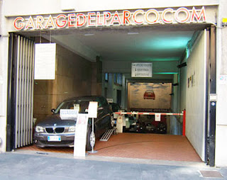 Garage of Parco