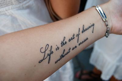 Dicas de desenhos de Tatuagens no Braço