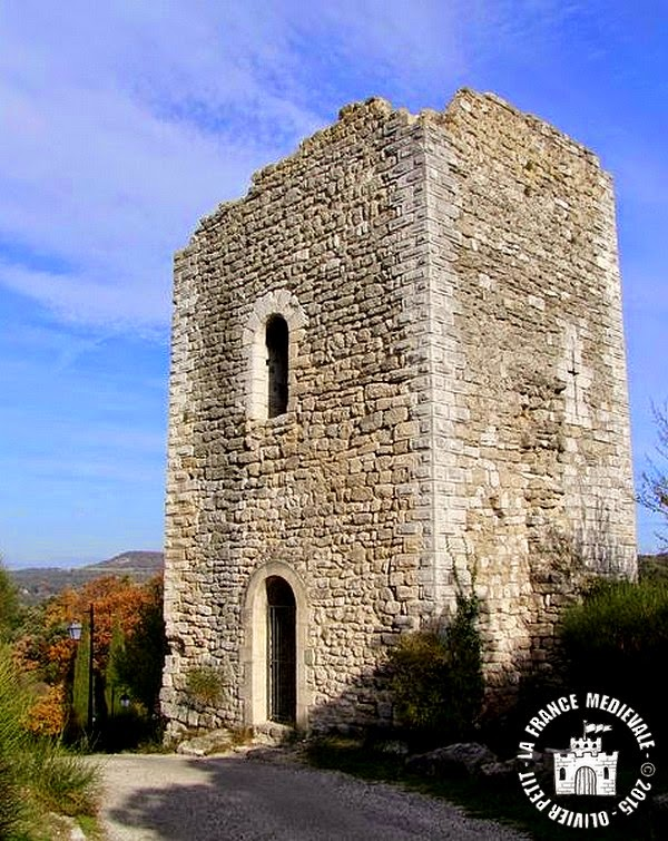CLANSAYES (26) - Remparts