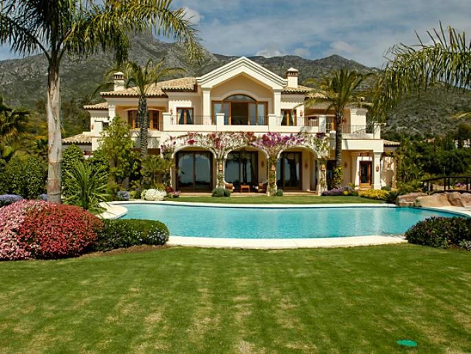 High quality villas rentals holiday marbella luxury - Luxury homes marbella ...