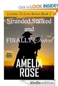 Free eBook Feature: Stranded, Stalked and Finally Sated by Amelia Rose