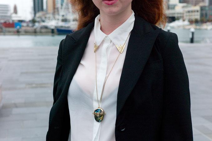 NZ street style, street style, street photography, New Zealand fashion, Michael Kors, Erin Wassen jewellery, auckland street style, hot kiwi girls, kiwi fashion