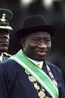 Nigeria doomed under Goodluck Jonathan