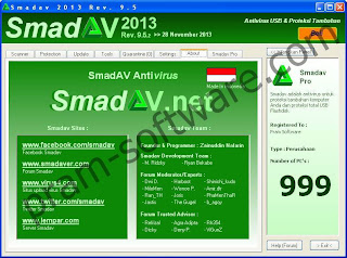 ScreenShot Smadav Pro Rev. 9.5.2