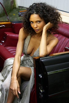 Thandie Newton Bulimia Therapy I Ve Never Been Able To Stand Thandie