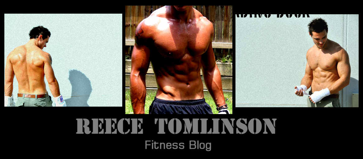 Reece Tomlinson - Fitness