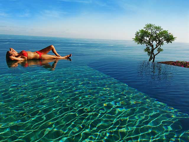 Exotic places bali vacation for Cheap tropical places to vacation