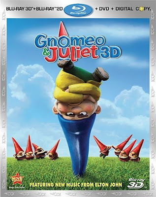 Gnomeo and Juliet 3D (2011)