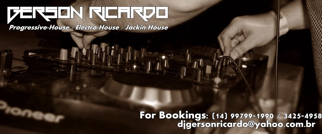 The Best of Progressive, Electro and Jackin-House !!!