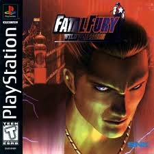 Fatal Fury - Wild Ambition - PS1 - ISOs Download