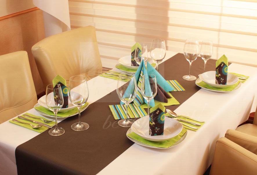Tischdekoration Home Fashion Servietten Und Tischdekoration