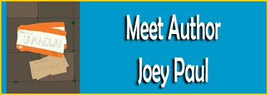 Meet British Author Joey Paul