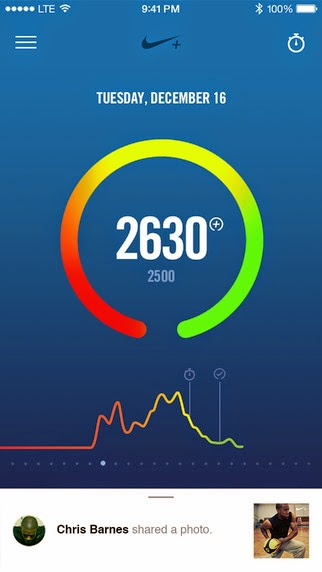 Nike+ FuelBand app for iPhone update brings Apple Health support, no longer requires a FuelBand