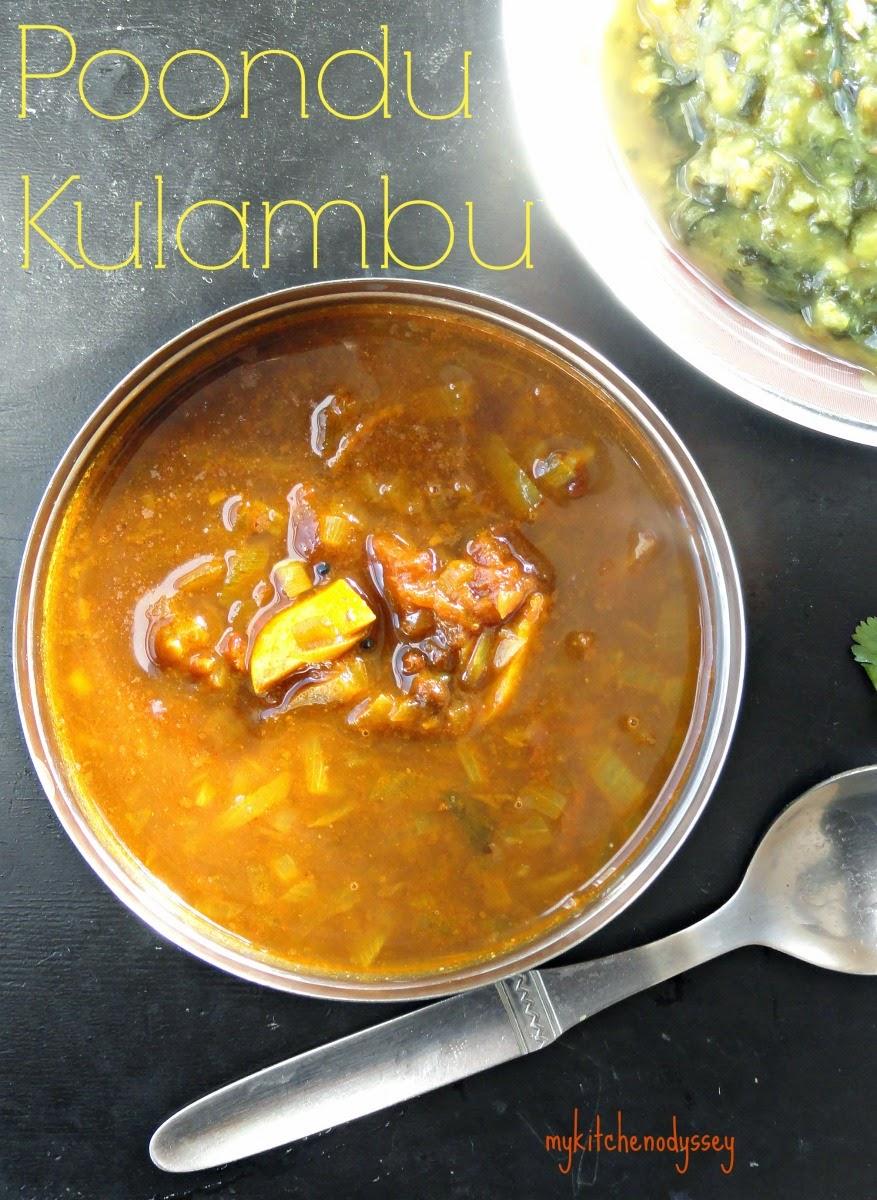 Poondu Kulambu