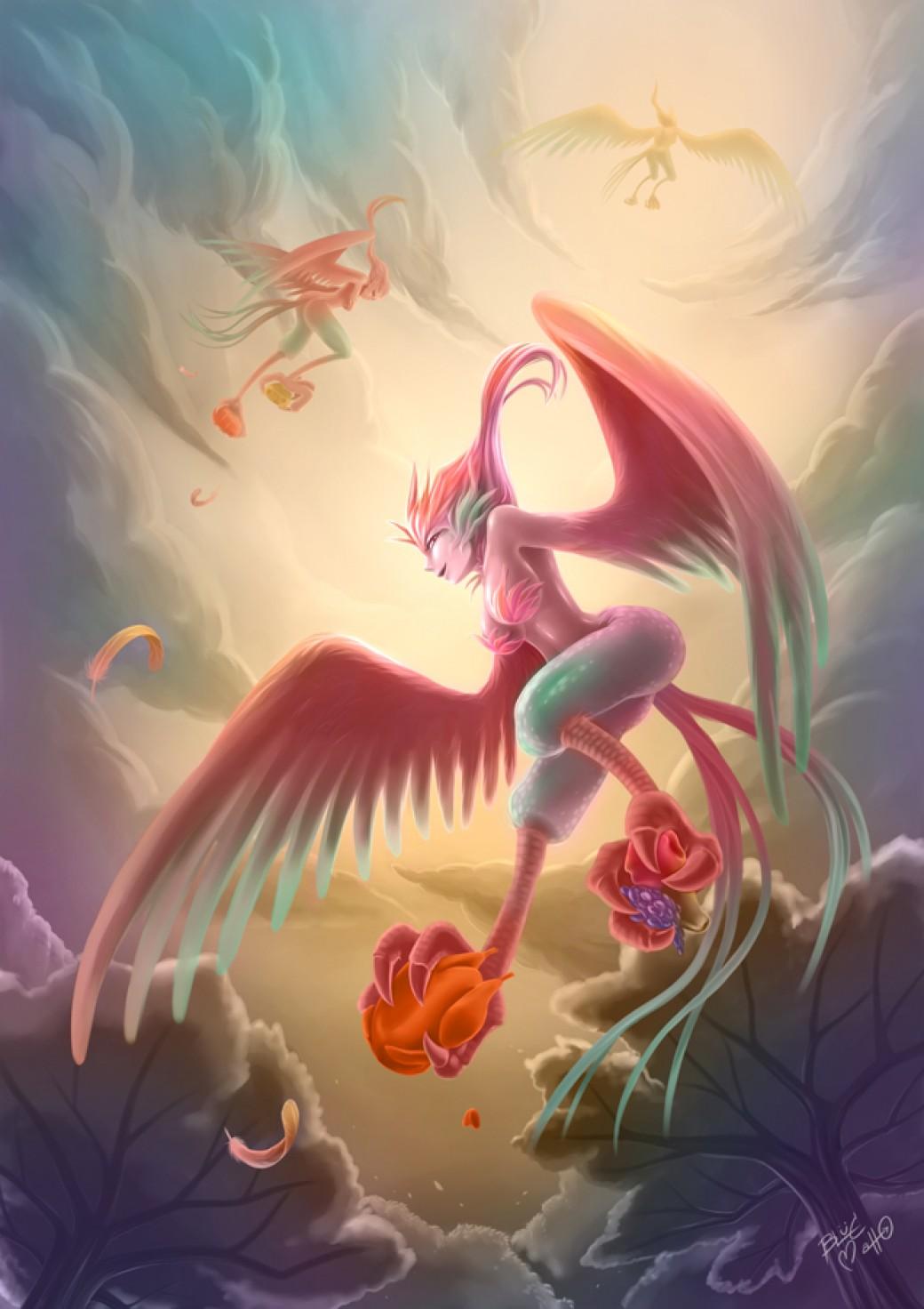 Harpy por bluemallo