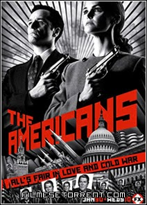 The Americans 1 Temporada Torrent HDTV
