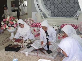 majlis perkahwinan Oya part 4
