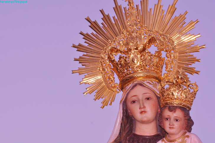 Señora Virgen del Carmen